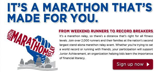 Silicon Labs Austin Marathon Relay