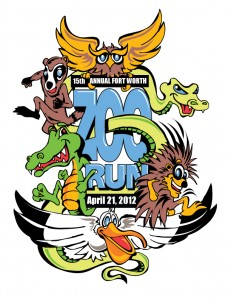 15th Annual Ft. Worth Zoo Run - 10K