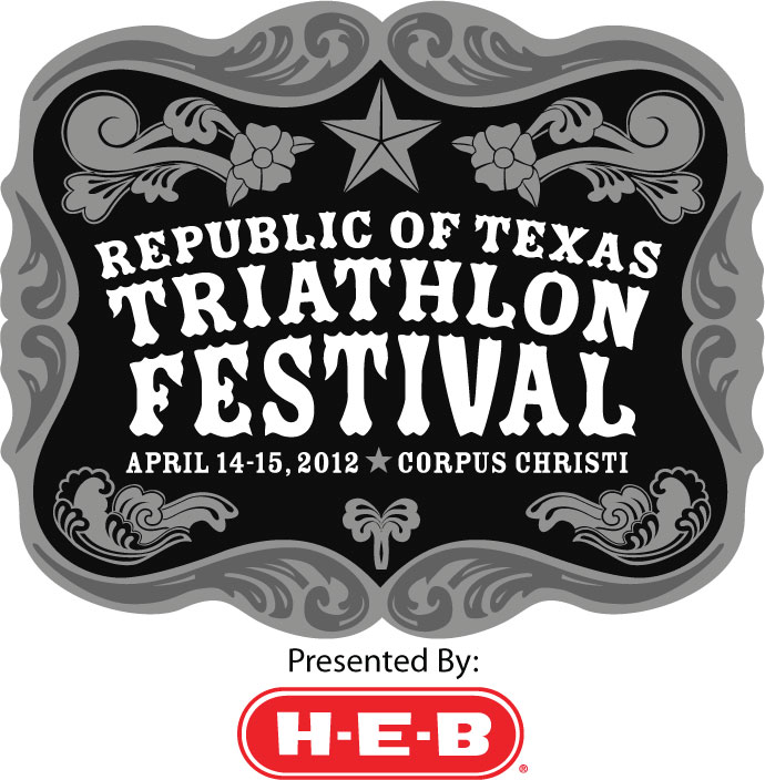 Republic of Texas Tri Festival - Half Relays