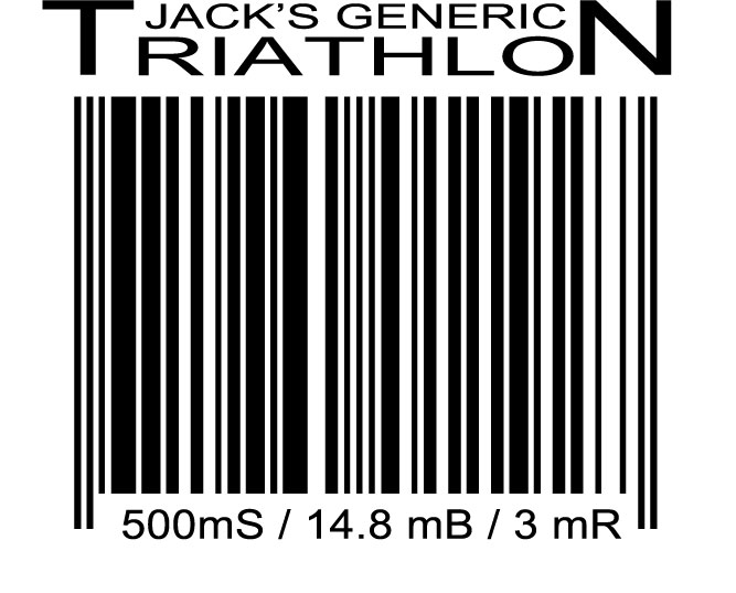 Jack's Generic Tri - Sprint Results