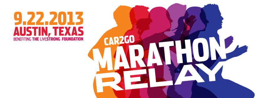 Car2Go Marathon Relay - Overall  by Divisions (Splits)