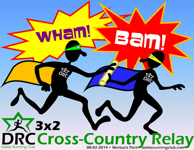 DRC 3x2 Cross Country Relay