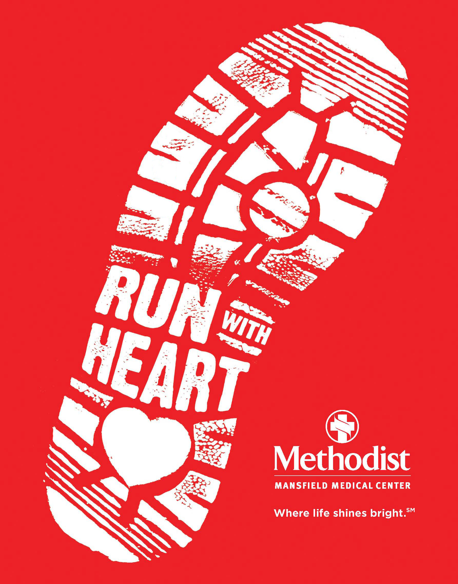 Mansfield Run with Heart Half Marathon, 5K, & 1 Mile Fun Run