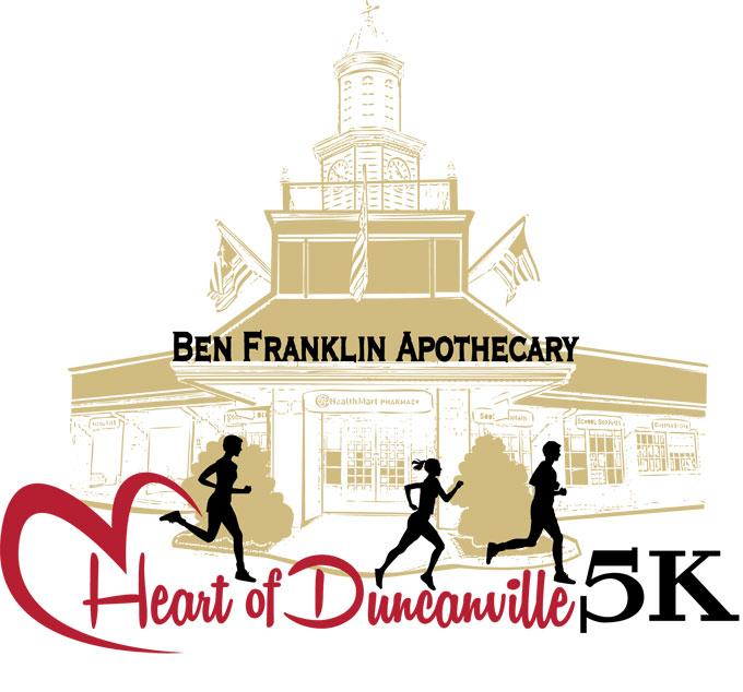 Heart of Duncanville 5k