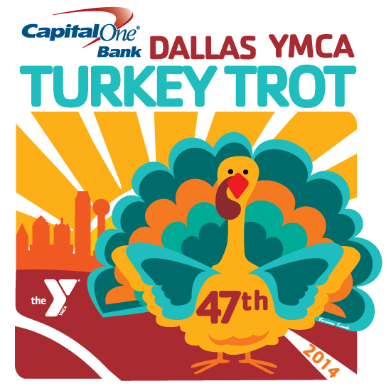 2014 Capital One Bank Dallas Turkey Trot