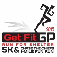 "Get Fit Run for Shelter 5K and 1-Mile ""Chase the Chiefs"" Fun Run"