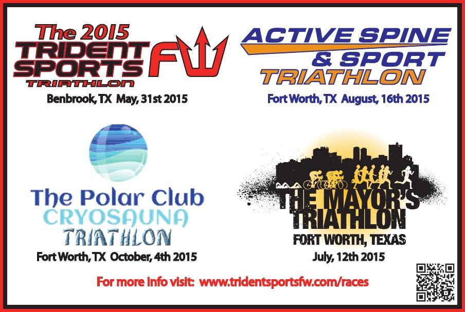 Trident Sports Benbrook Sprint Tri