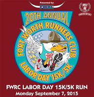 FWRC Labor Day Run