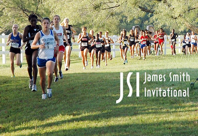 James Smith XC  Invite