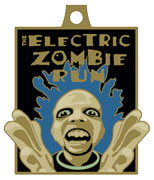 Electric Zombie Run
