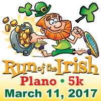 Run for the Irish 5k