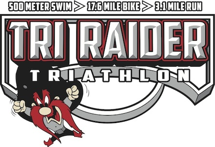 Tri Raider Sprint Results