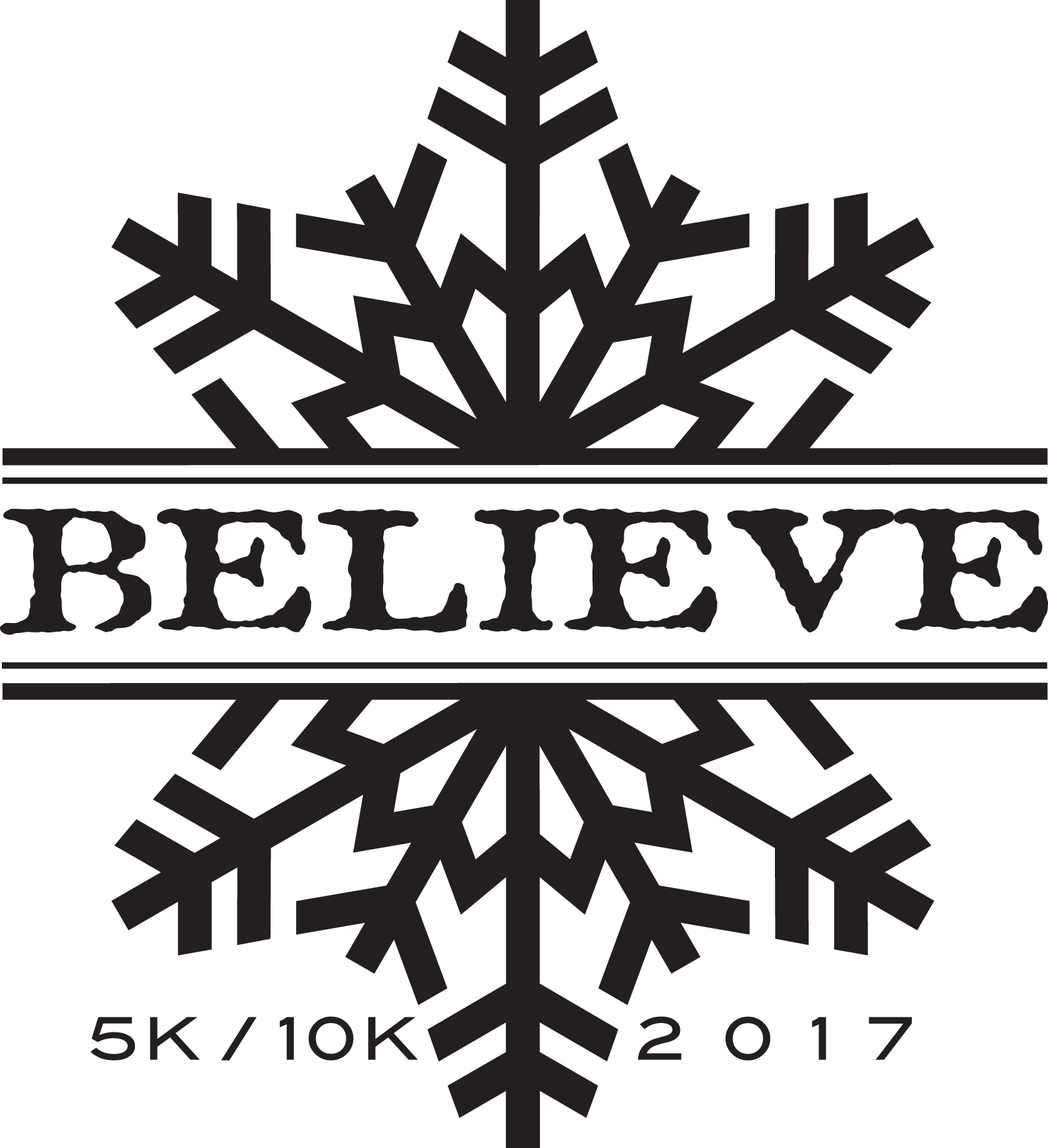 The Believe Run
