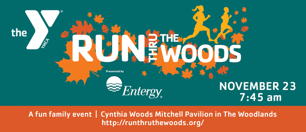 28th Annual YMCA Run thru the Woods