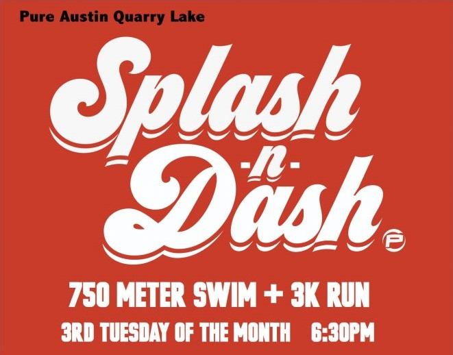 Pure Austin Splash and Dash - May