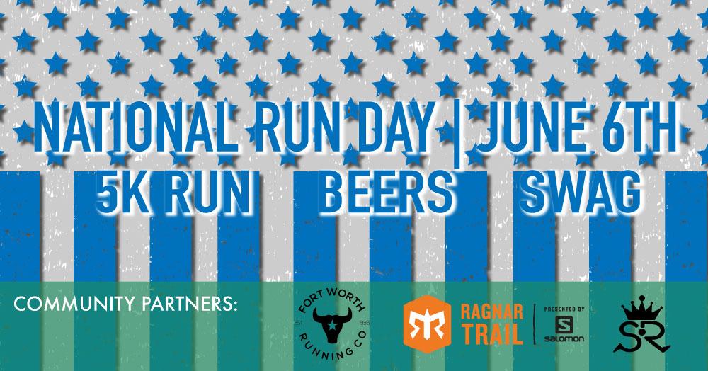 Social Run Club - National Run Day 5k