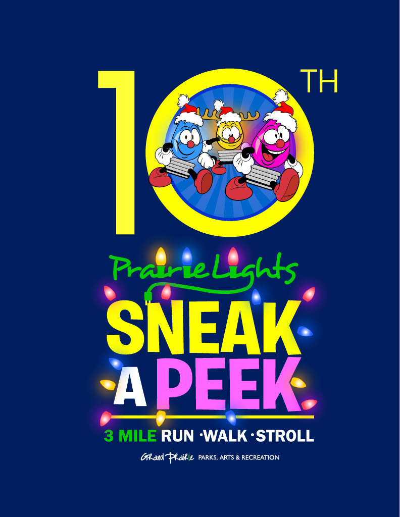 Sneak a Peek 5K Saturday