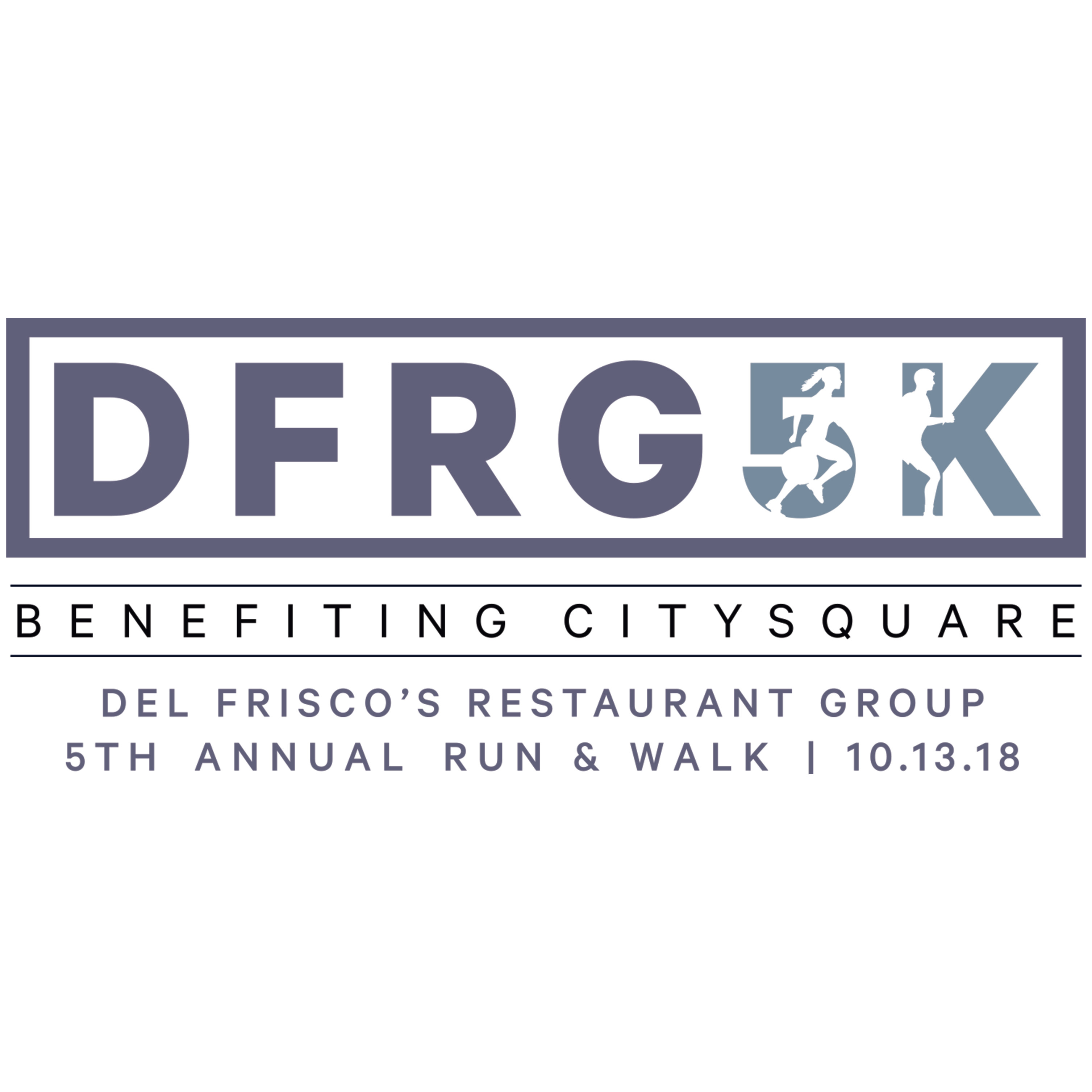 Del Frisco's 5K - VIRTUAL RUN RESULTS