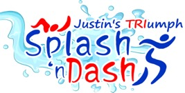 Justin's TRIumph Youth Splash and Dash