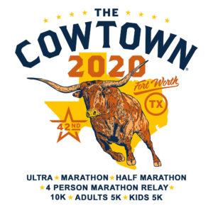 42nd The Cowtown 10K, Adult 5K, Kids 5K