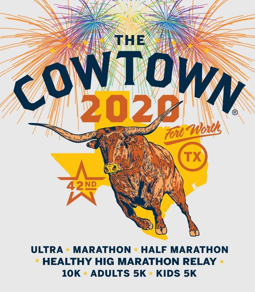 42nd The Cowtown 10K, Adult 5K, Kids 5K