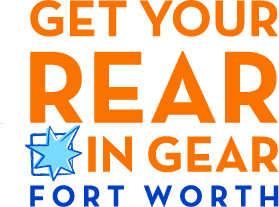 Get Your Rear in Gear - Fort Worth The Cowtown C.A.L.F Run is a Running race in Ft. Worth, Texas consisting of a 1 Mile, 5K.