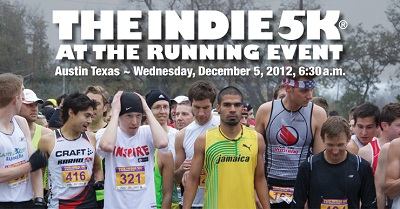 Indie 5k - Division Results