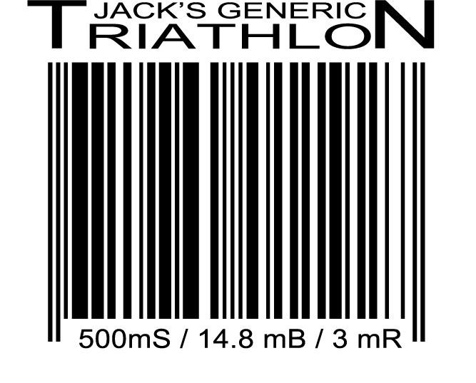 Jack's Generic Tri - Sprint Results