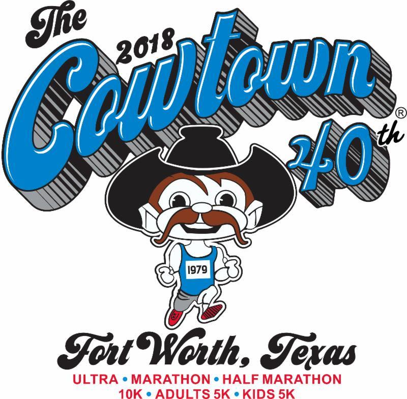 40th The Cowtown 10K, Adult 5K, Kids 5K