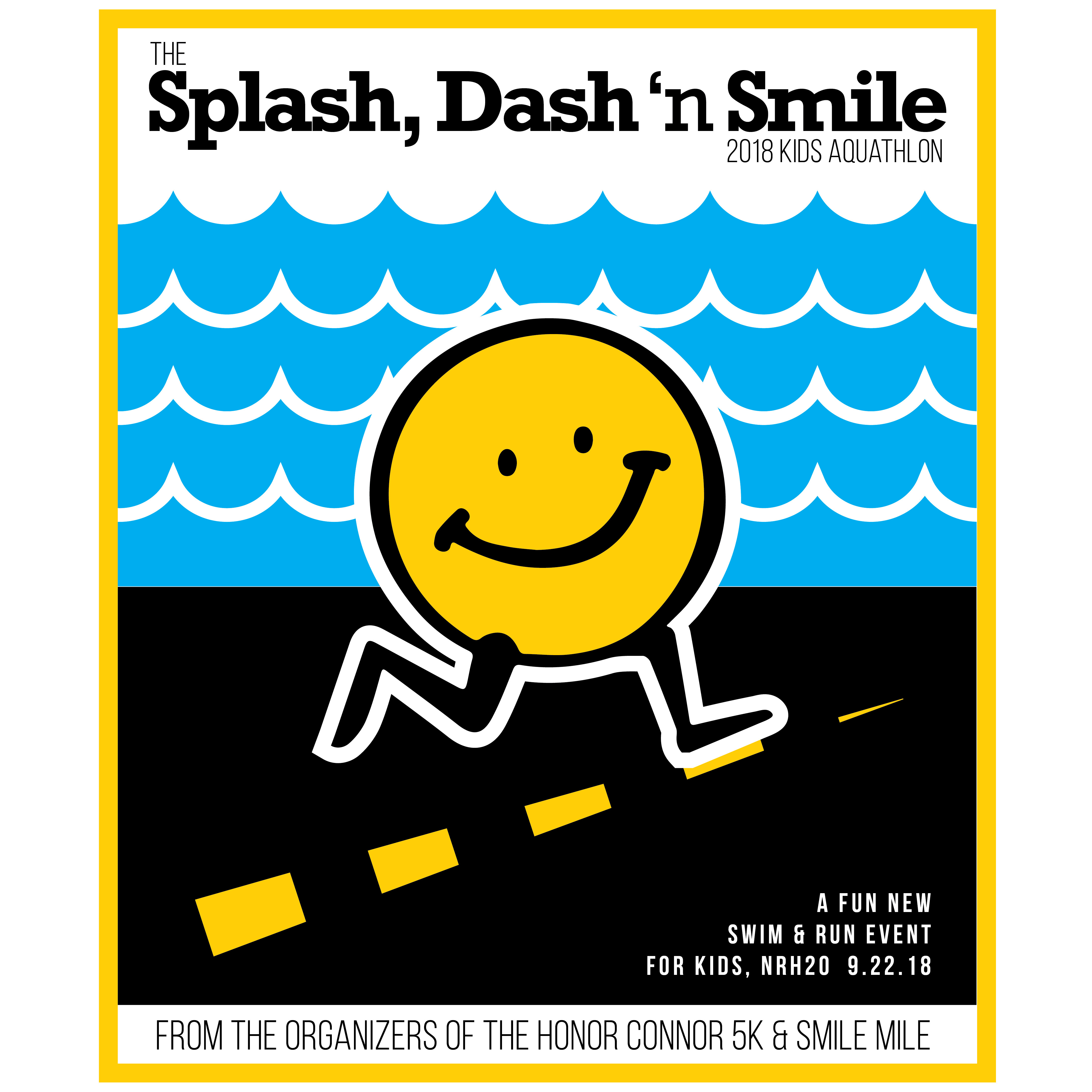 Splash, Dash 'n Smile, benefiting the LV Project
