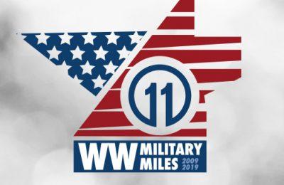 WW Military Miles Half, 10K & 5K