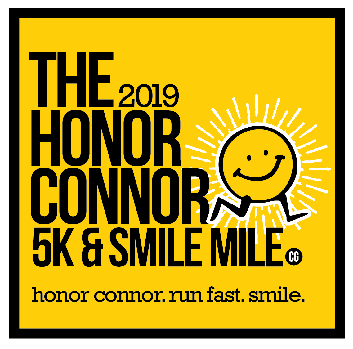 Honor Connor 5k and Smile Mile