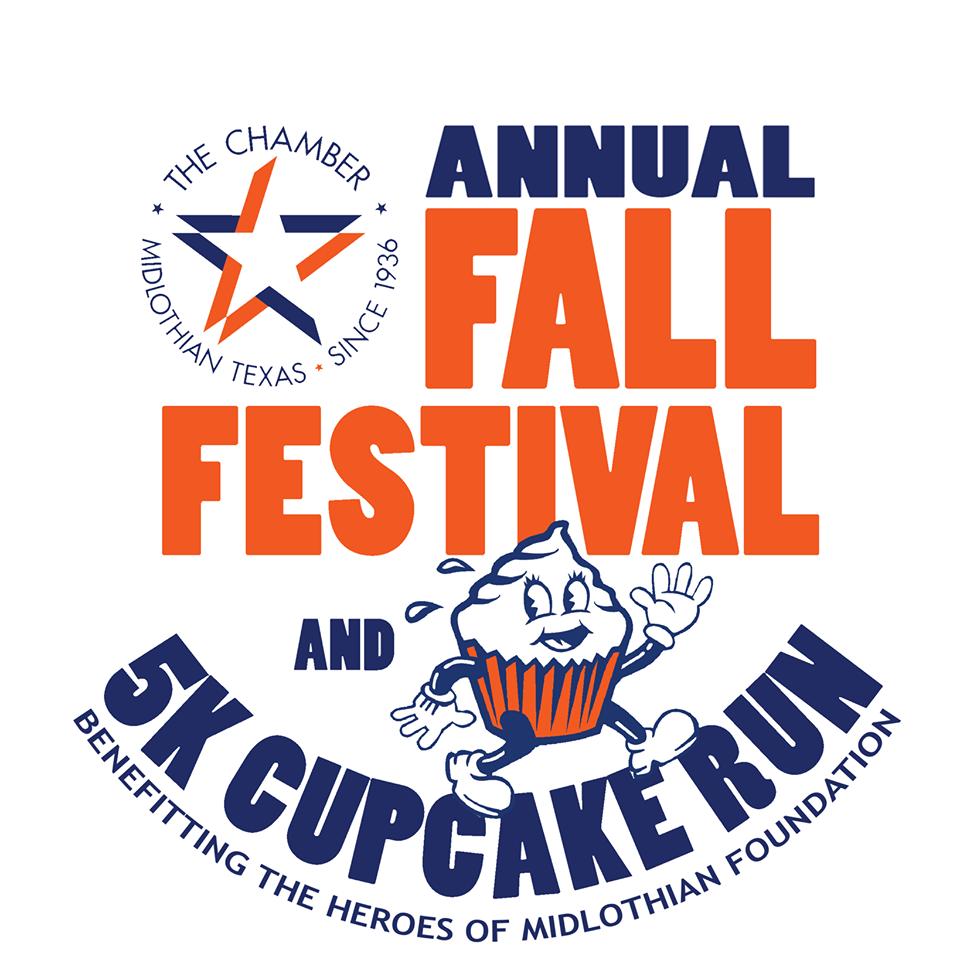 Midlothian Fall Fest & Cupcake 5K