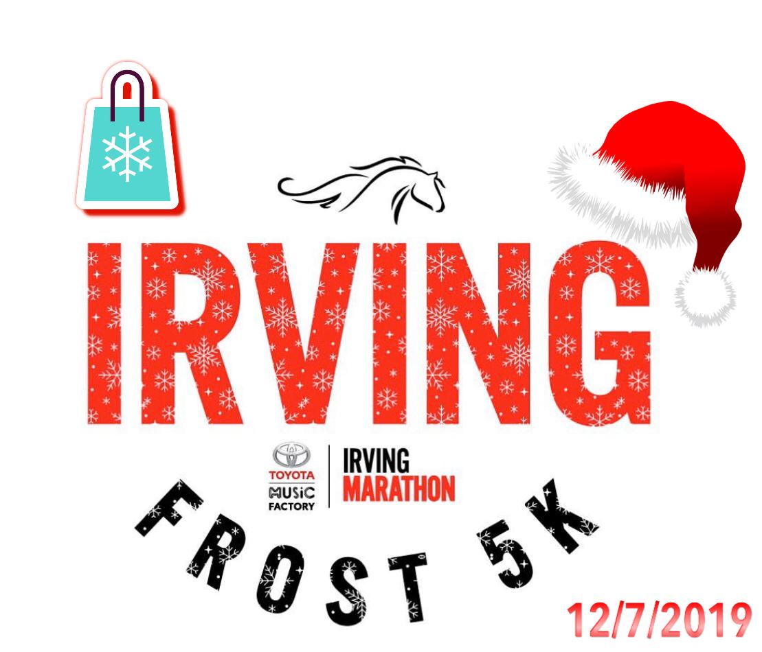 Irving Frost 5K