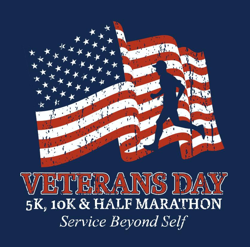Veterans Day Half, 10K & 5K